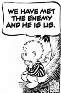He is us.